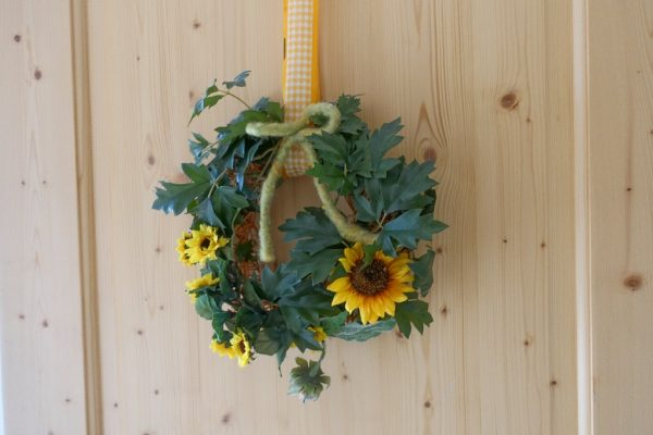 Sonnenblume_Eingang